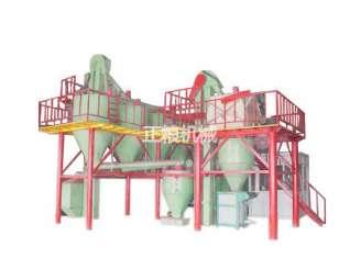 WHJZ智能型干粉砂浆生产线