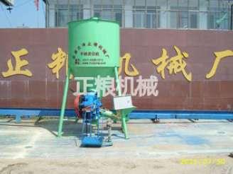 腻子粉生产设备(机械计量)1