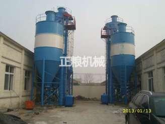 预拌砂浆生产线06